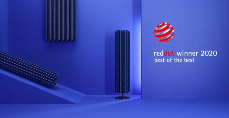 Polscy projektanci zdobyli nagrodę Red Dot, czyli Oscara w dziedzinie designu<