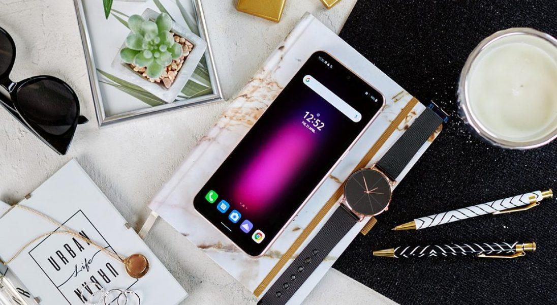 LG też prezentuje nowe smartfony – LG V60 ThinQ 5G oraz nową serię K
