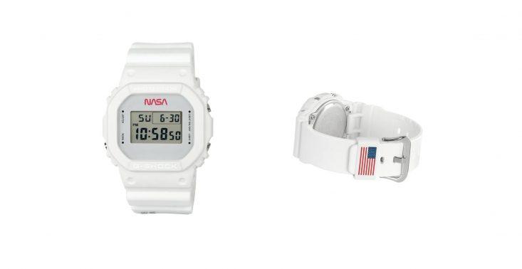 Casio wypuściło zegarek inspirowany NASA<