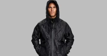 Full Metal Jacket – kurtka wykonana z miedzi, która chroni przed bakteriami