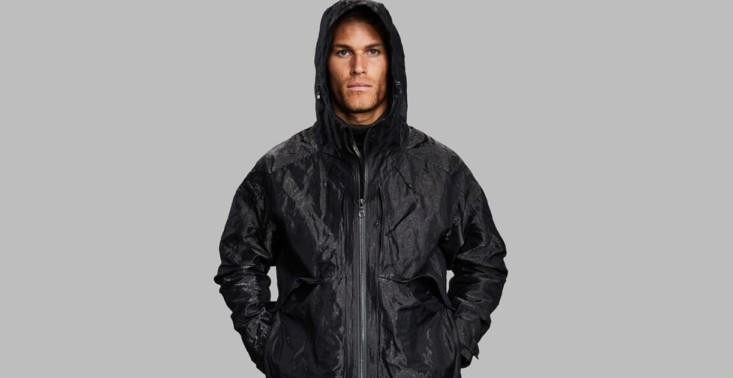 Full Metal Jacket – kurtka wykonana z miedzi, która chroni przed bakteriami<