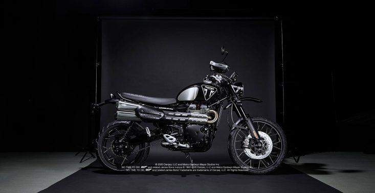 Motocykl z nowego Jamesa Bonda już dostępny w sprzedaży<