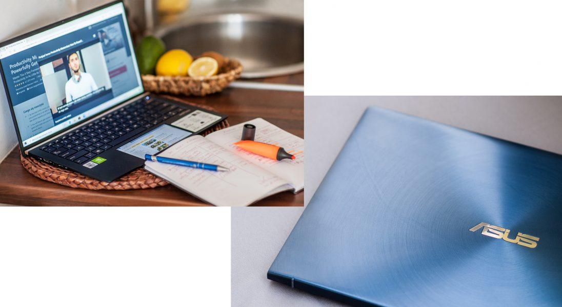 Multitasking podczas home office, czyli do czego tak naprawdę przydają nam się dwa ekrany w laptopie