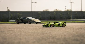LEGO zaprezentowało zestaw, z którego zbudujemy replikę auta Lamborghini Sián FKP 37