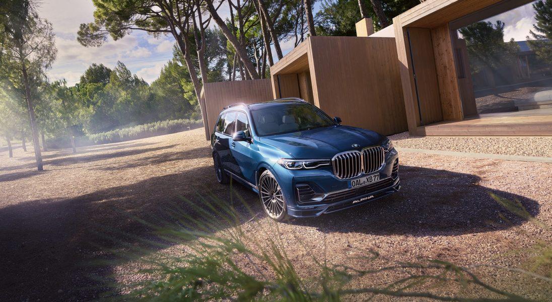 Alpina prezentuje swojego nowego, ultramocnego SUV-a – XB7