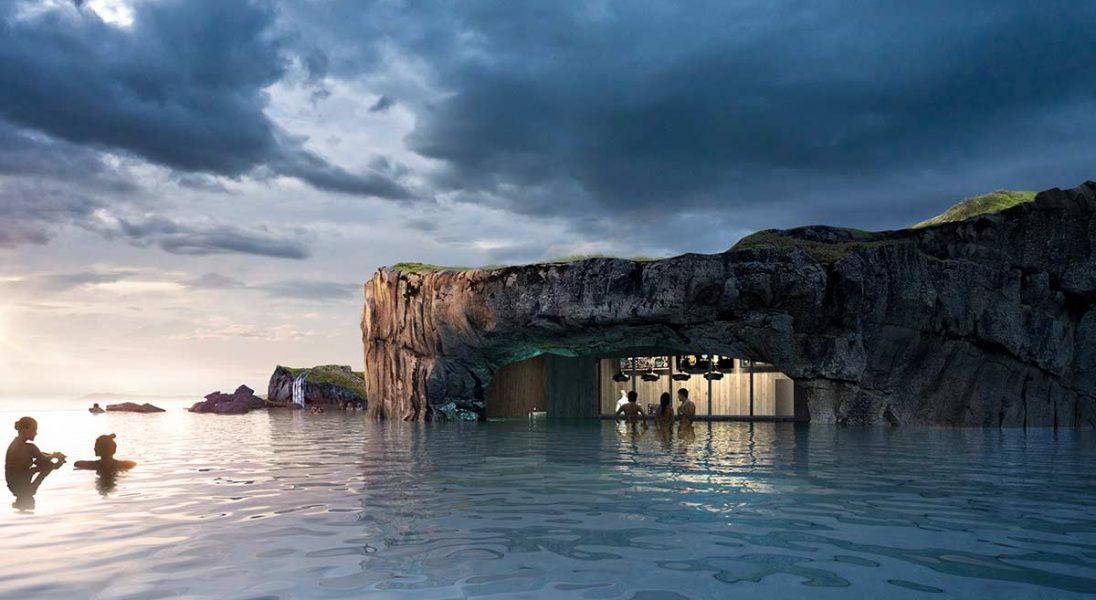 Sky Lagoon, czyli niesamowite miejsce, w którym woda spotyka się z niebem