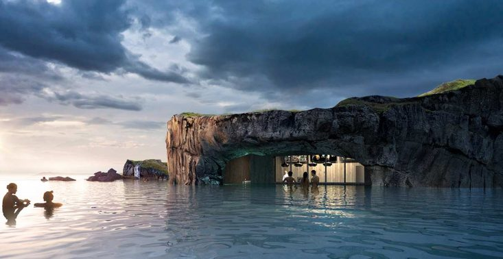 Sky Lagoon, czyli niesamowite miejsce, w którym woda spotyka się z niebem<