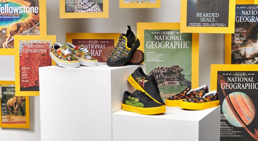 Vans x National Geographic – kolekcja, która w każdym obudzi wewnętrznego odkrywcę