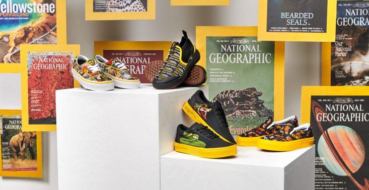 Vans x National Geographic – kolekcja, która w każdym obudzi wewnętrznego odkrywcę<