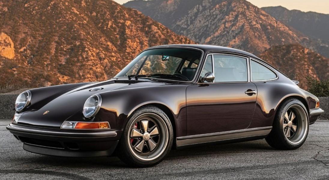To kolejne Porsche 911 od Singera – i jak zawsze zachwyca