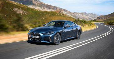 Oto nowe BMW serii 4 Coupé z ogromnymi nerkami