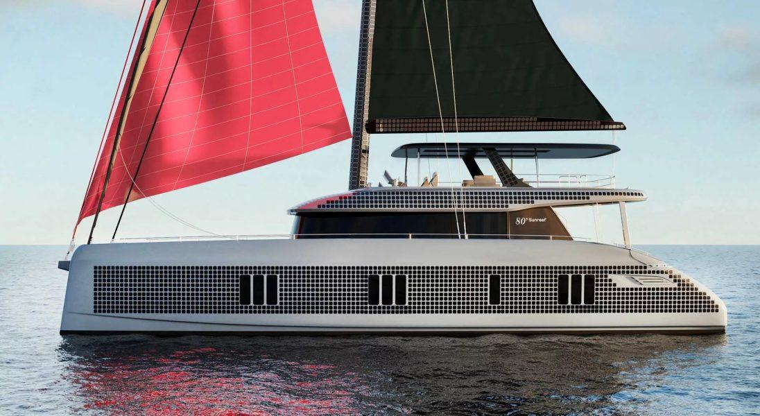 Sunreef 80 Eco, czyli luksusowy jacht z elektrycznym napędem
