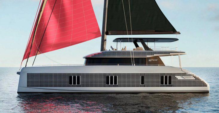 Sunreef 80 Eco, czyli luksusowy jacht z elektrycznym napędem<