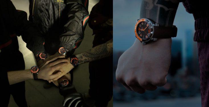 Gucci romansuje z branżą e-sportową – marka wprowadza designerski zegarek dla graczy<