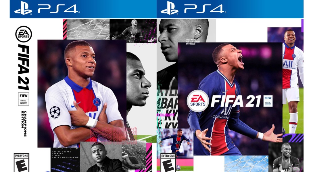 EA Sports pokazało okładkę gry FIFA 21 – internet porównał ją do pracy wykonanej w kilka minut w Paintcie