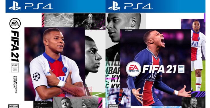 EA Sports pokazało okładkę gry FIFA 21 – internet porównał ją do pracy wykonanej w kilka minut w Paintcie<