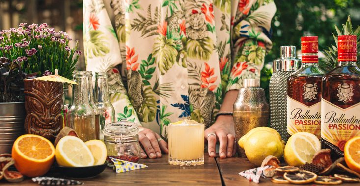 Wysublimowany koktajl z nutą mango i owocu yuzu? Zrobisz go we własnym domu<