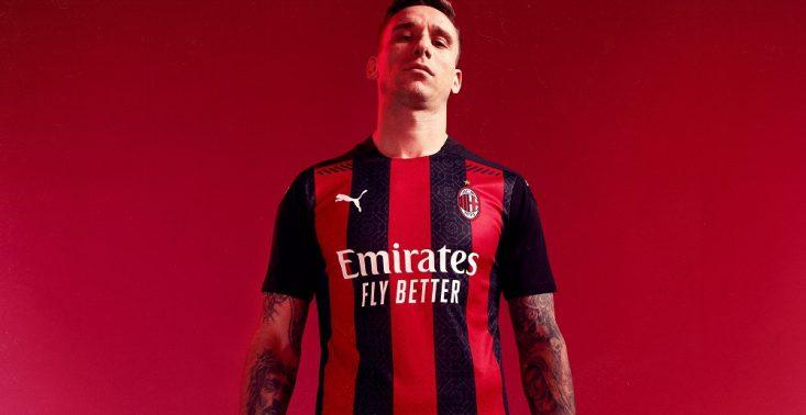 Puma pokazała nowe stroje AC Milan – są hołdem dla architektury Mediolanu<