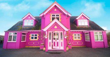 Eaton House Studio to luksusowy domek Barbie, który możesz wynająć – choć cena powala