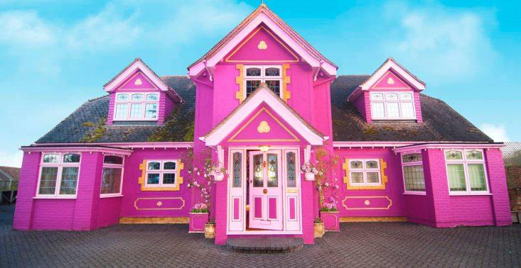 Eaton House Studio to luksusowy domek Barbie, który możesz wynająć – choć cena powala<