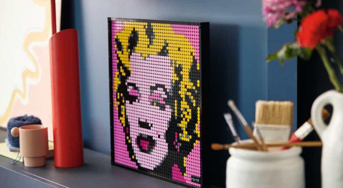 LEGO, które powiesimy na ścianie – duńska marka wypuszcza nową kolekcję dla dorosłych