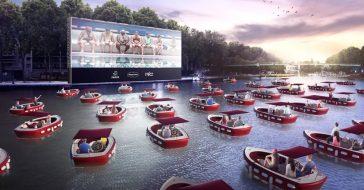 W Paryżu powstanie kino na wodzie