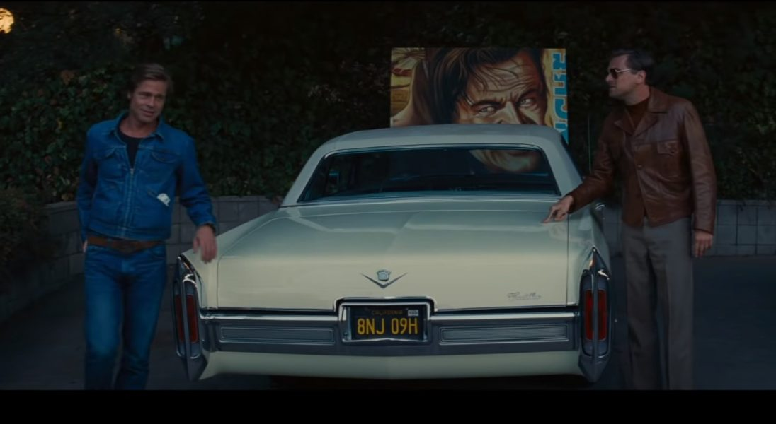 """Auta z ,,Pewnego razu... w Hollywood"""" oraz kask z ,,Top Guna"""" już wkrótce do wylicytowania na międzynarodowej aukcji"""