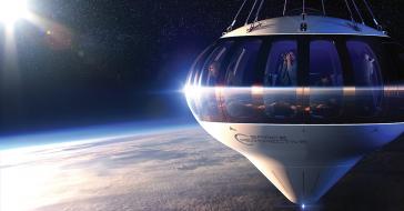 Neptune Space to gigantyczny balon, który wyniesie Cię (prawie) w kosmos