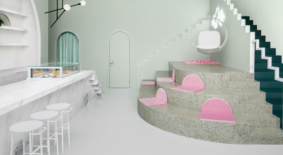 The Budapest Cafe, czyli kawiarnia inspirowana twórczością Wesa Andersona