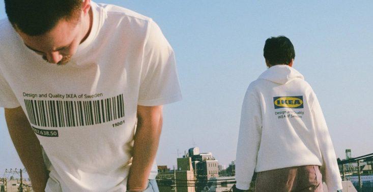 IKEA wypuściła streetwearową kolekcję ubrań<