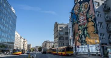 Converse tworzy City Forests: Warszawa wśród miast, gdzie pojawił mural oczyszczający powietrze