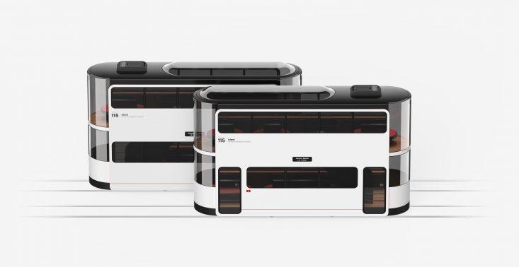 Ten futurystyczny tramwaj już wkrótce będzie jeździł w Hongkongu – ma być odpowiedzią na problemy zatłoczonego miasta<