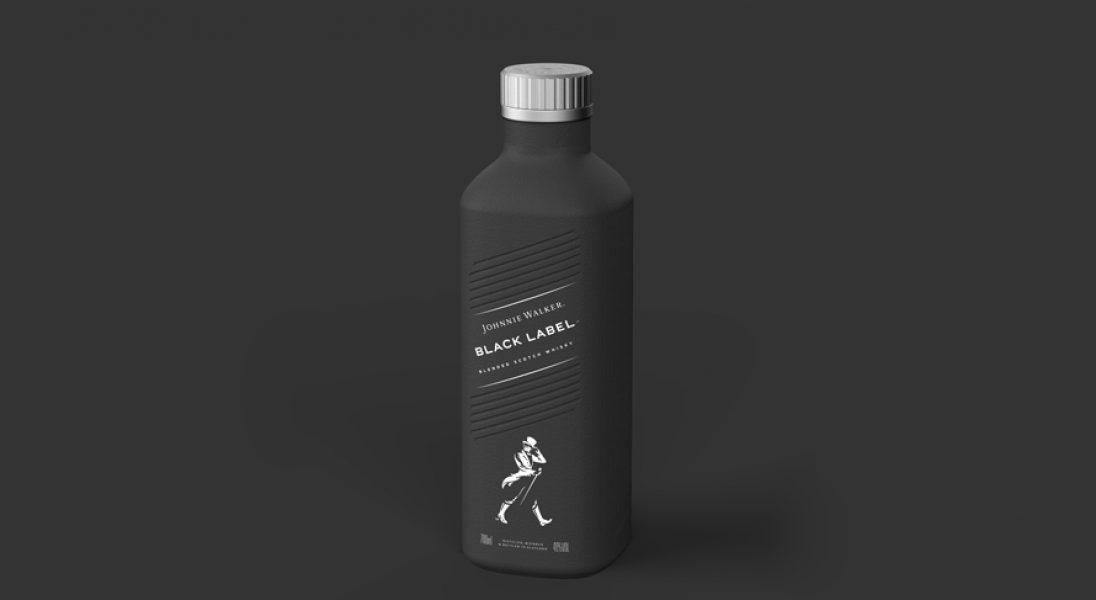 Johnnie Walker wprowadzi do sprzedaży whisky w papierowych butelkach