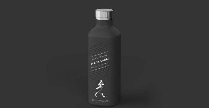 Johnnie Walker wprowadzi do sprzedaży whisky w papierowych butelkach<