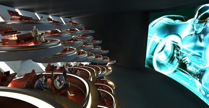 """W Paryżu pojawi się kino na miarę XXI wieku – przypomina senat z ,,Gwiezdnych Wojen""""<"""