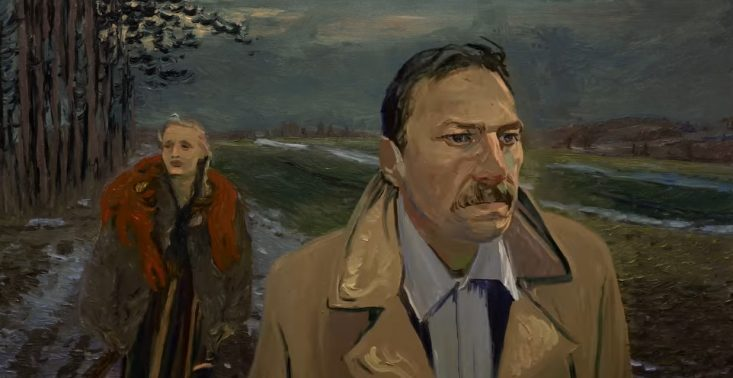 """Twórcy ,,Twojego Vincenta"""" pracują nad nową adaptacją ,,Chłopów""""<"""