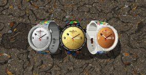 Marki Swatch i A Bathing Ape stworzyły kolekcję stylowych zegarków