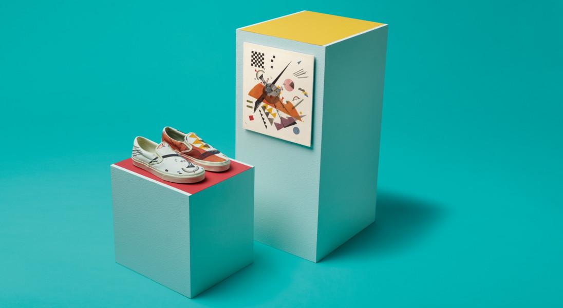 Vans i MoMA przedstawiają nietypową kolekcję poświęconą zbiorom muzeum oraz pracom wybitnych artystów