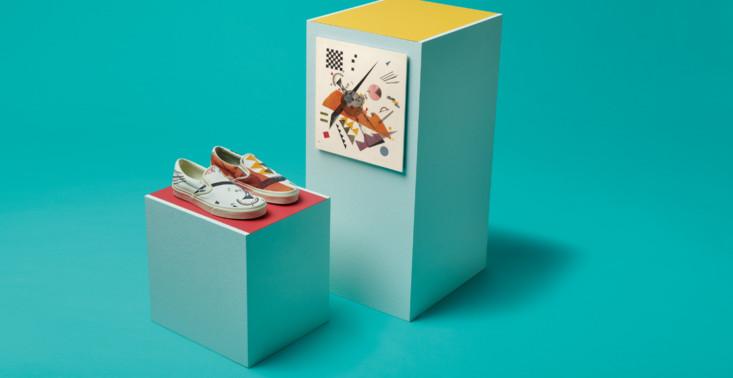 Vans i MoMA przedstawiają nietypową kolekcję poświęconą zbiorom muzeum oraz pracom wybitnych artystów<