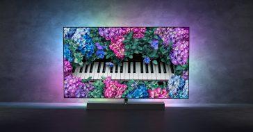 Nowy Philips OLED+935 z dźwiękiem od Bowers&Wilkins wyróżniony nagrodą EISA Home Theatre 2020