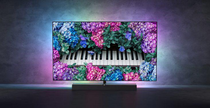 Nowy Philips OLED+935 z dźwiękiem od Bowers&Wilkins wyróżniony nagrodą EISA Home Theatre 2020<