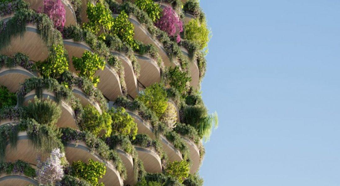 Urban Forest, czyli najbardziej zielony budynek świata – na wieżowcu wyrośnie ponad 1000 drzew