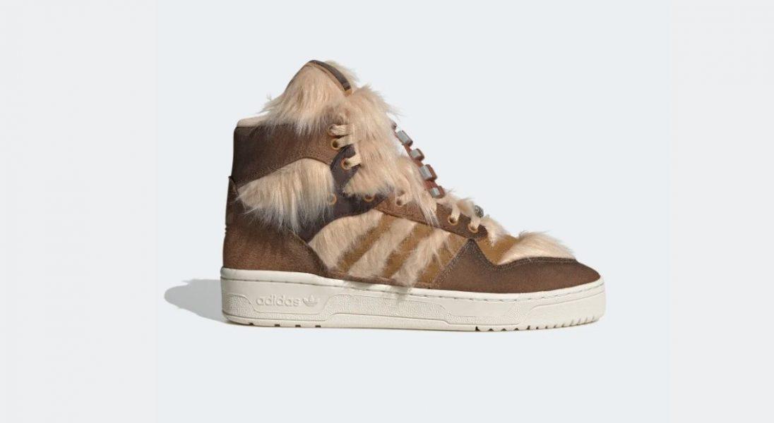 """,,Owłosione"""" sneakersy, czyli nietypowa kolekcja adidas x Star Wars"""