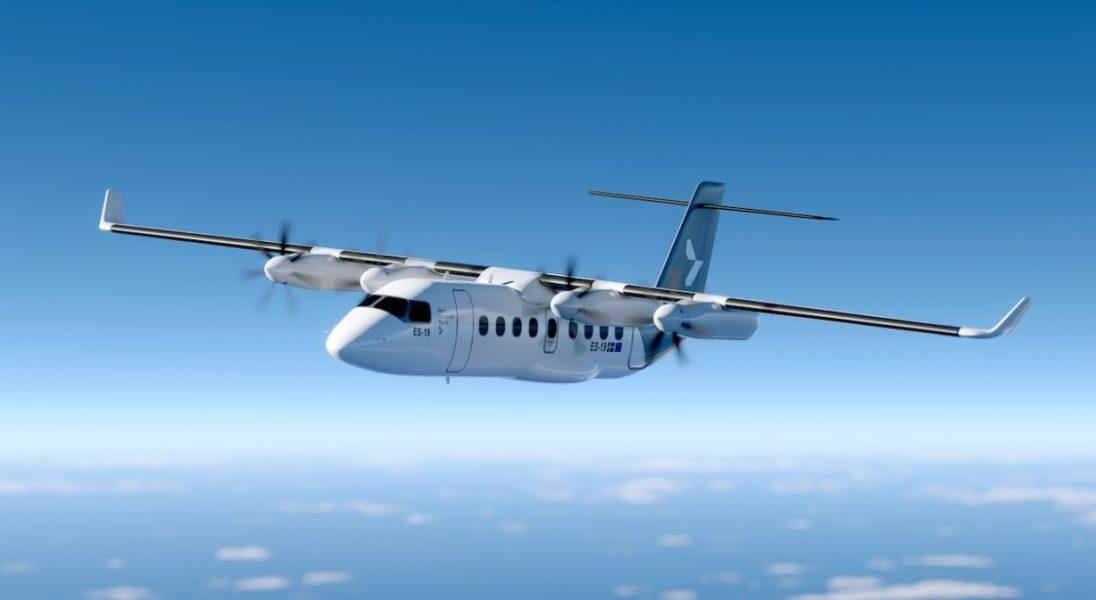 Już w 2026 roku w podróż wyruszy pierwszy na świecie elektryczny samolot pasażerski