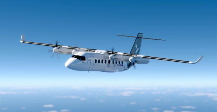 Już w 2026 roku w podróż wyruszy pierwszy na świecie elektryczny samolot pasażerski<