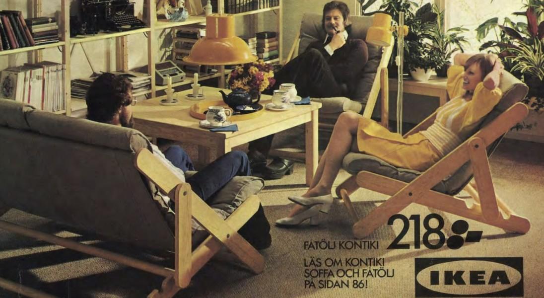 Nic lepszego dzisiaj nie zobaczycie – IKEA opublikowała swoje archiwalne katalogi począwszy od lat 50.