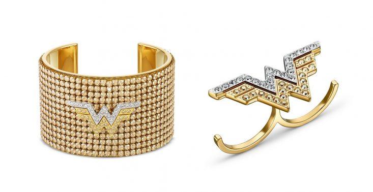 Marka Swarovski stworzyła kolekcję biżuterii inspirowaną Wonder Woman<