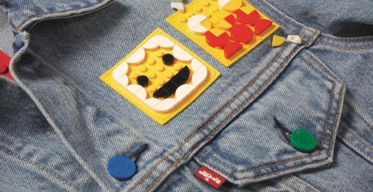 Celebracja nieograniczonej wyobraźni, czyli nowa kolekcja marek Levi's i LEGO<