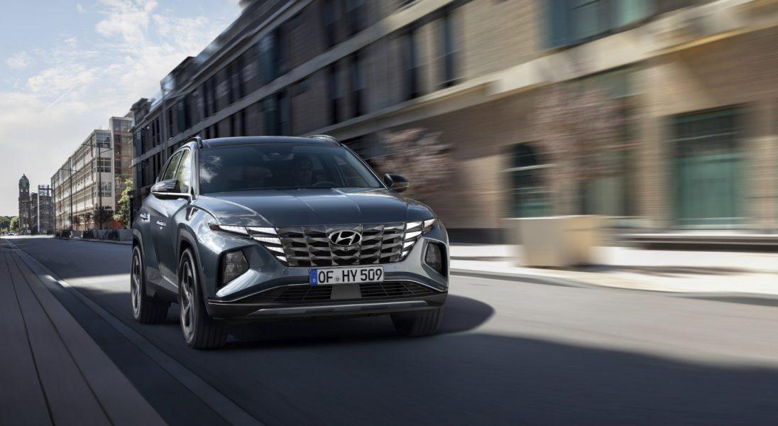 Nowa generacja, nowy wygląd – oto nowy Hyundai Tucson