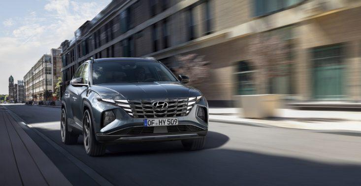 Nowa generacja, nowy wygląd – oto nowy Hyundai Tucson<